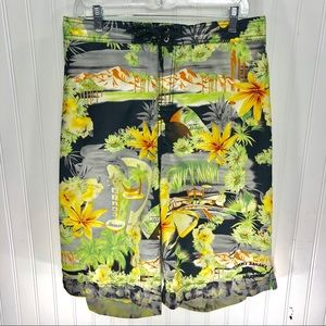 Tommy Bahama Relax Men Swim Trunks Shorts XL